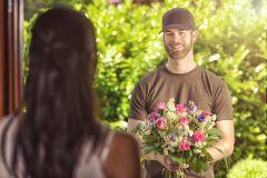 Donáška kvetov priamo z kvetinárstva